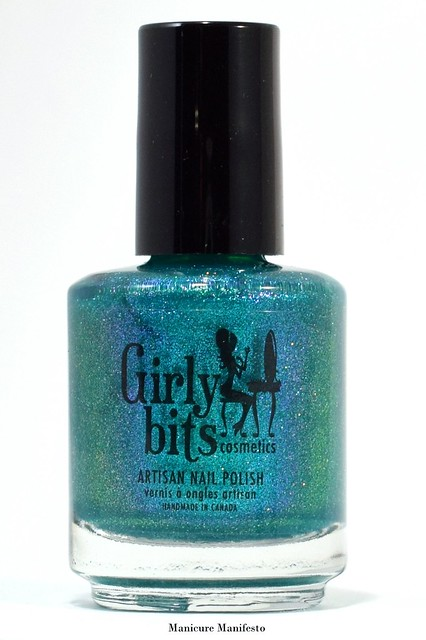 Girly Bits Cosmetics Very Important Polish Review