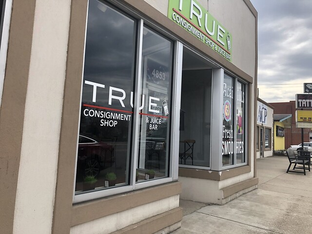 True Consignment & juice