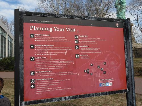 Statue of Liberty National Monument, Liberty Island, New York, New York