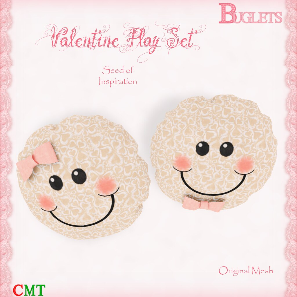 Valentine Play Set Gacha SOI - TeleportHub.com Live!