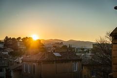 Sunset - Photo of Aubagne