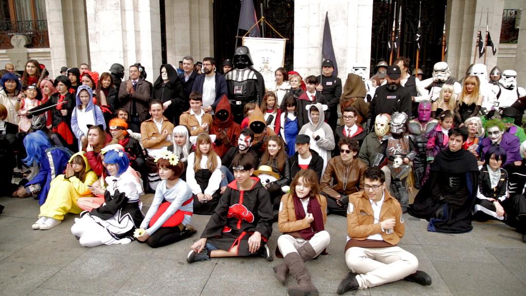 XIII Salón del Cómic y Manga de Castilla y León. Desfile COSPLAY