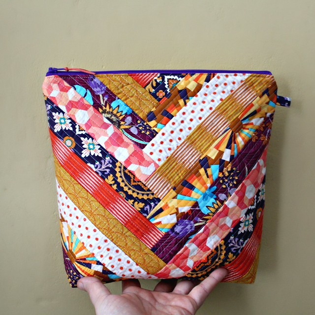 Friendship Braid Zipper Pouch in my Aura favorites!