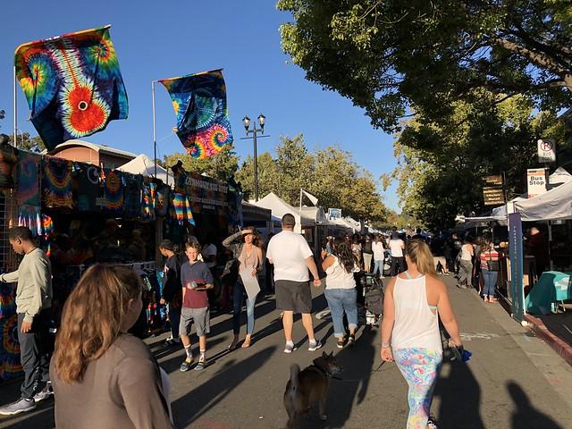 September 15 & 16, 2018 - Lafayette Art & Wine Festival