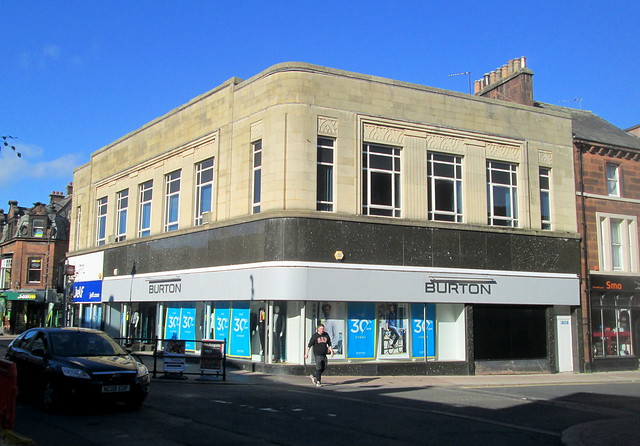 Burton's Corner, Penrith