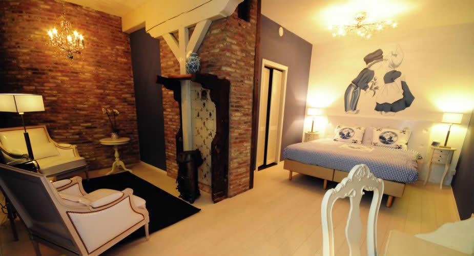 Leuk hotel in Delft: Hotel Johannes Vermeer | Mooistestedentrips.nl