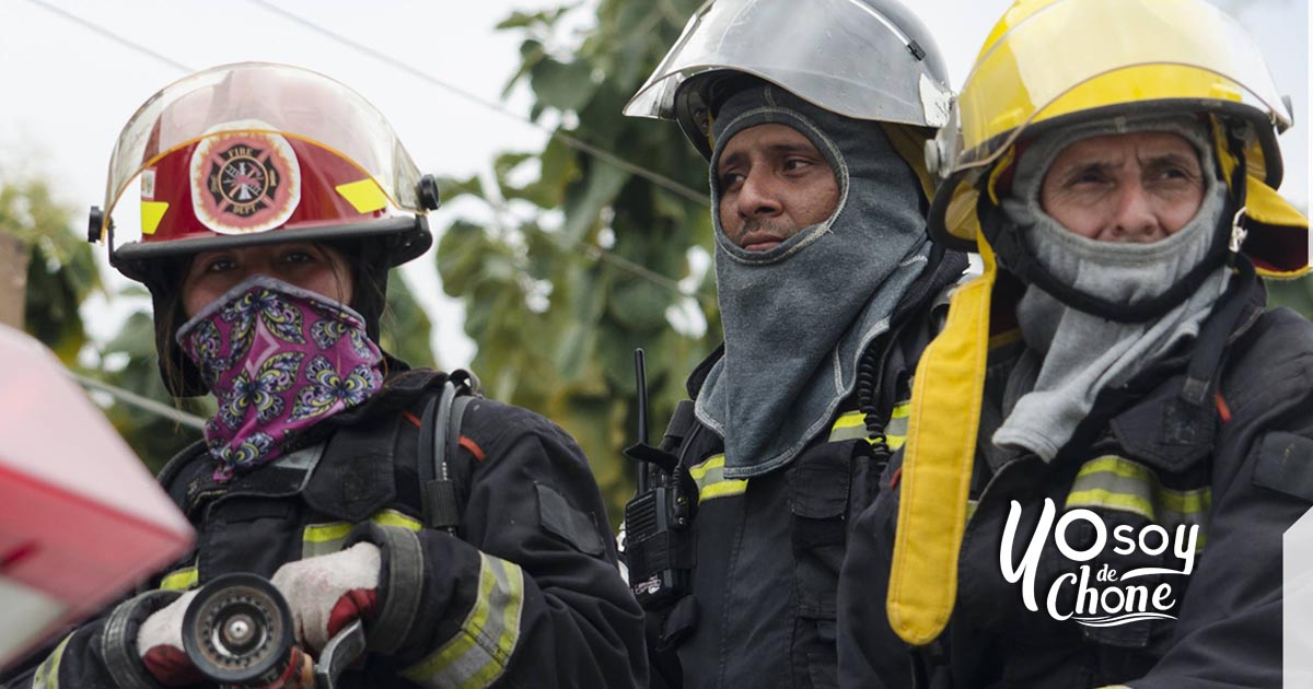 Bomberos de Chone asistieron 585 emergencias en el 2018