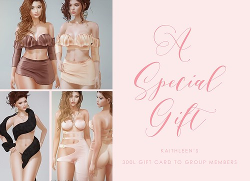 Kaithleen's 300L Gift Card Group Gift