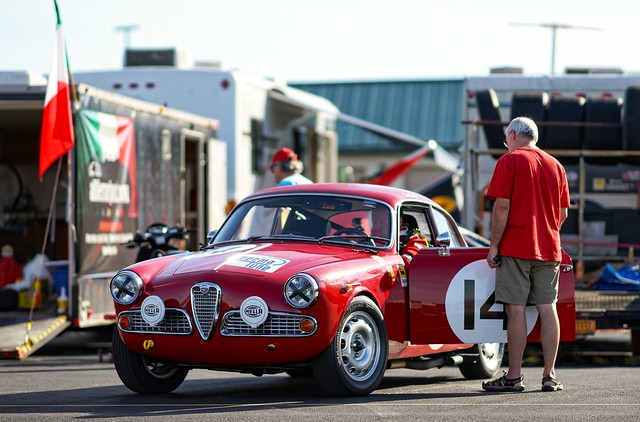 Alfa Romeo Spotlight {Preview