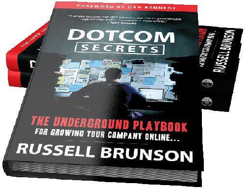 Recensione libro Dotcom Secrets di Russel Brunson