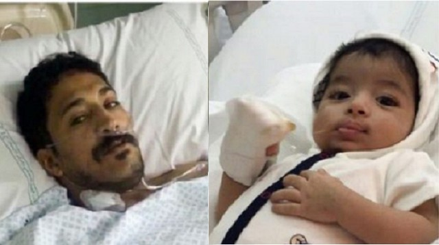 3130 Eid Fahd Al-Mutairi donated his LIVER to save the life of a 3 months old baby