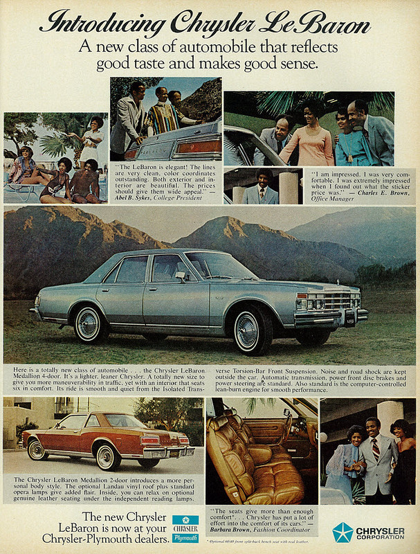 1977 Chrysler LeBaron