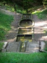 Fontaine du canton du Bannay