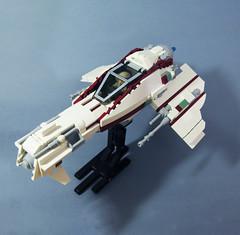 HAMR Starfighter