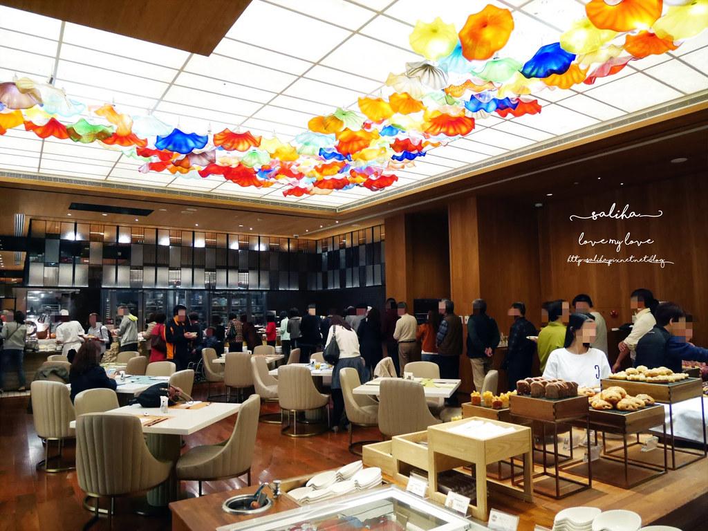 台北中山區樂群二路大直美麗華附近美福飯店palette彩匯自助餐廳下午茶buffet吃到飽 (1)