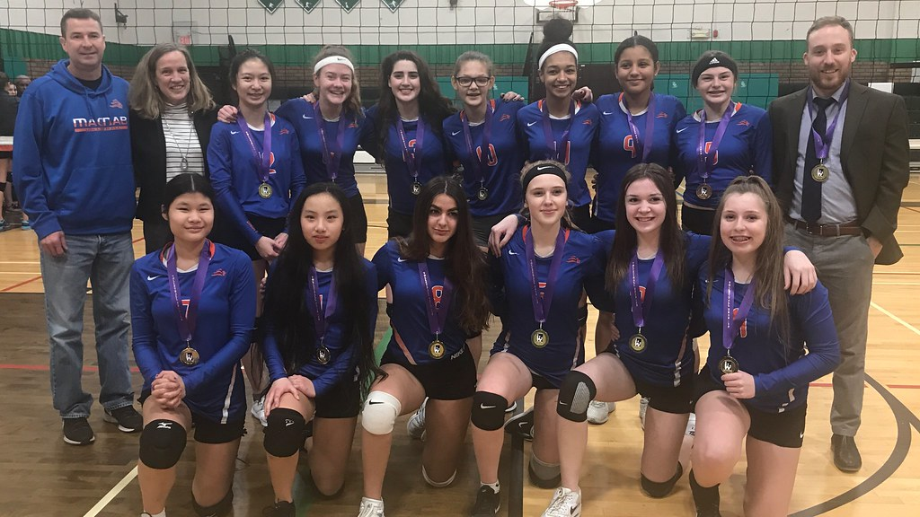 2018-19 Junior Girls Volleyball