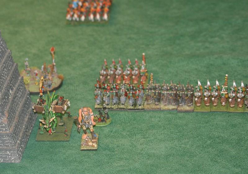[4000 - Orcs+HL vs Khemri] La bataille des pyramides noires 46466198805_56978286a9_c