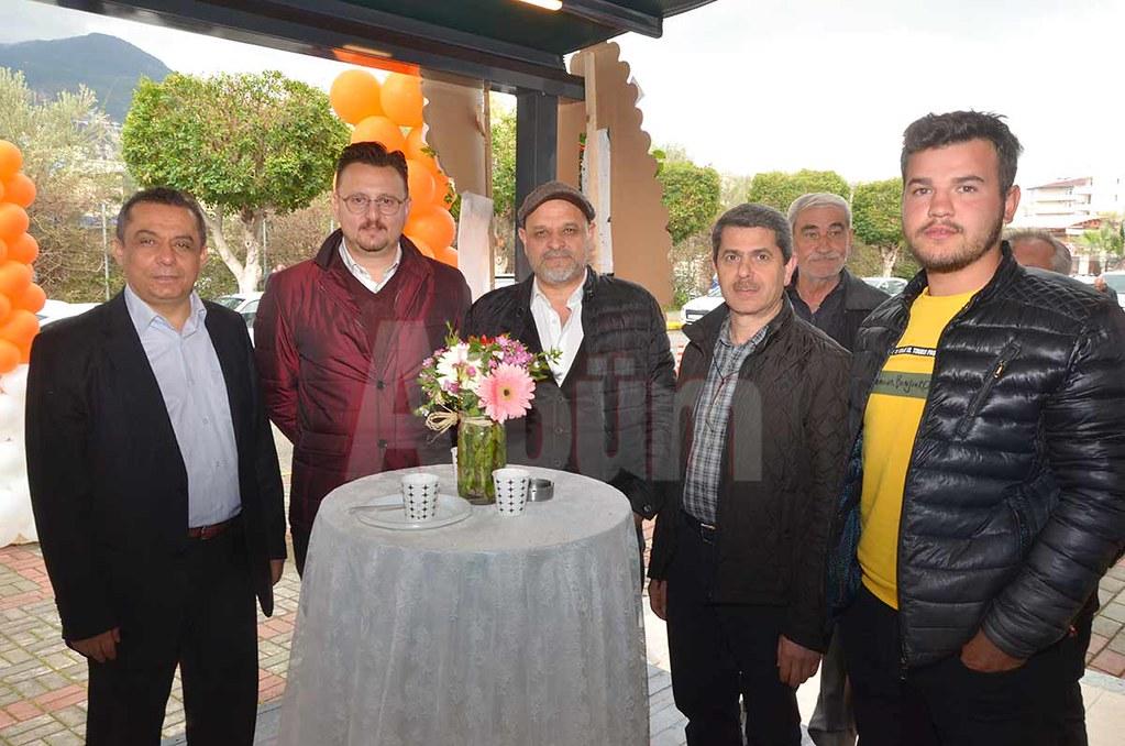 Abdullah Akbaş, Ali Cantez, İlyas Kıldırgıcı, Mustafa Arslan, Okan Tattır.
