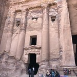 Afbeelding van Royal Tombs. jordan petra royaltombs urntomb