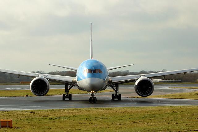 Boeing 788 G-TUIB TUI, Canon EOS REBEL T6S, Canon 100-400mm F5-6.3 DG OS HSM | Contemporary 017