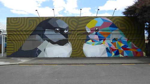 graffiti, Turangi