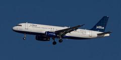 N536JB - A320 - JetBlue