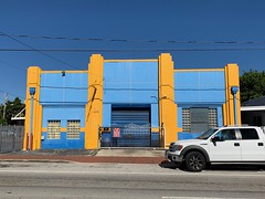 Art Deco Former Senandoah Garage Little Havana 1925