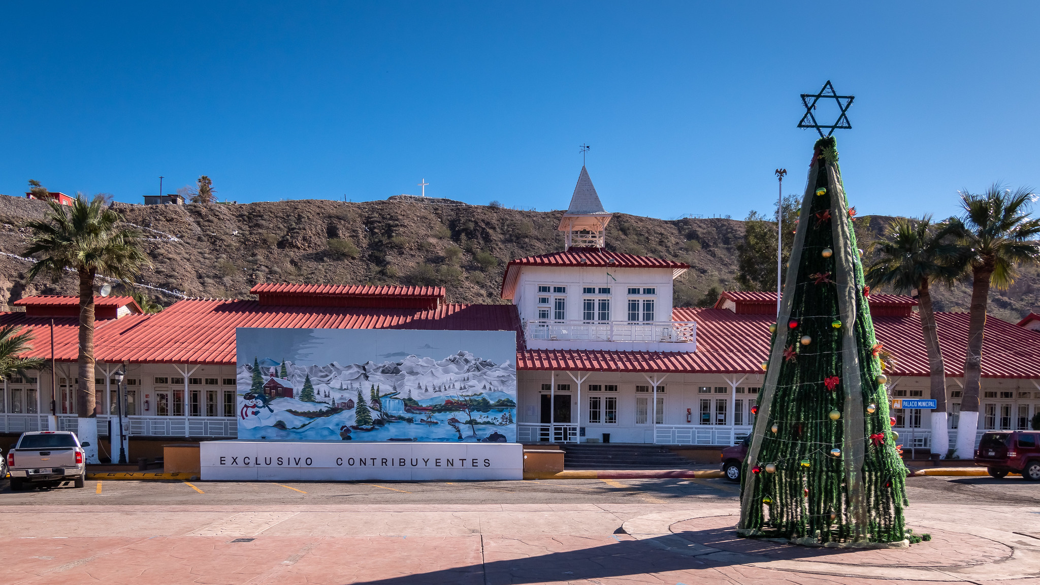 Santa Rosalia - Basse-Californie du Sud - [Mexique]