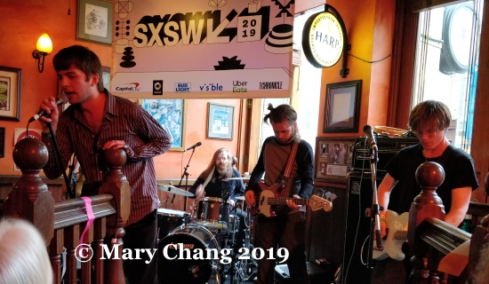 Fontaines DC Full Irish Breakfast SXSW 2019 2