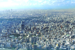 Tokyo from the Skytree 071