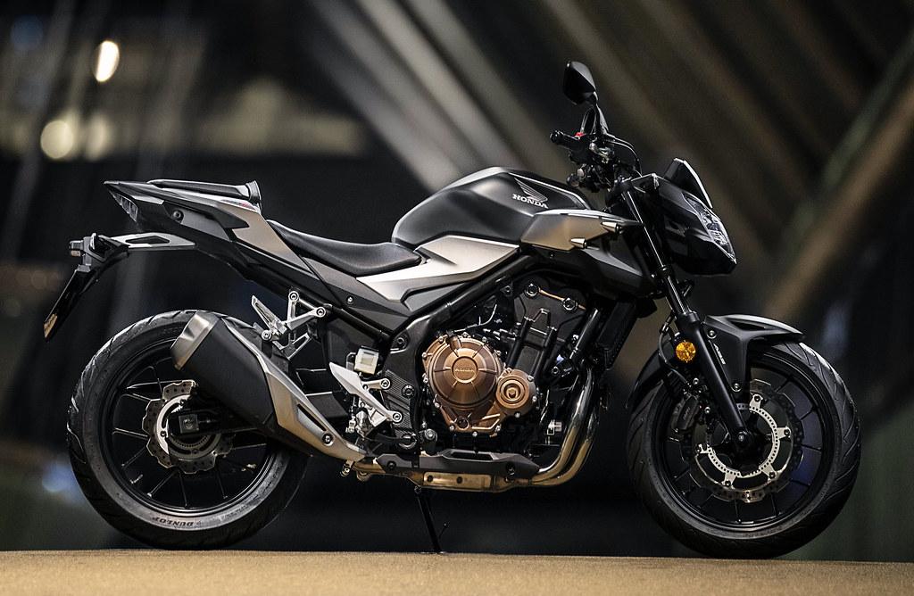 Honda CB 500 F 2019 - 9
