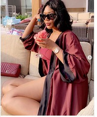 Ghanaian well-known lawyer/fashionista, Sandra Ankoiah has recently released her throwback hot shot she took to her official Instagram handle and posted her shot  See More😮👉