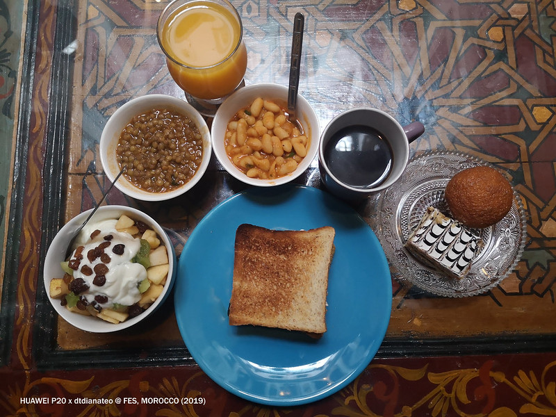 Morocco Fes Riad Verus 02 Breakfast