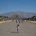 Avenue of the Dead, Teotihuacan by gsz