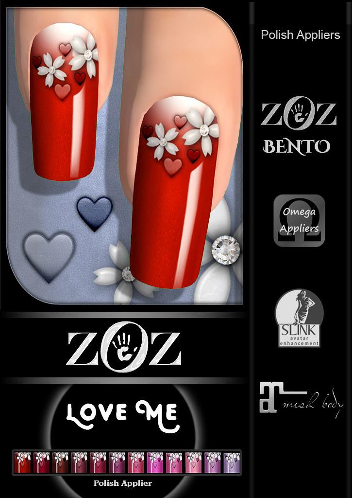 {ZOZ} Love Me L pix