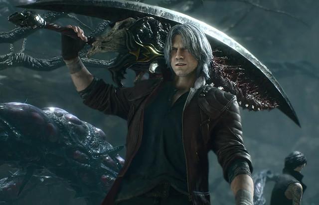 Devil May Cry 5 - Dante Sparda