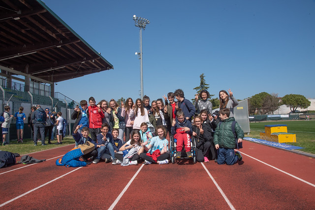 La Scuola va a Atletica - 23.3.2019