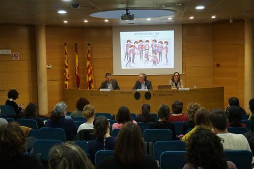 Conferència Eva Millet a Tarragona