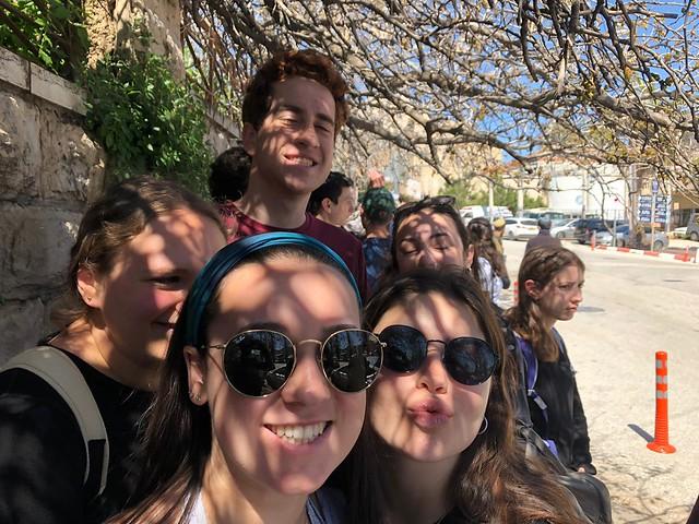 Neshama 27 - Israel, March 19