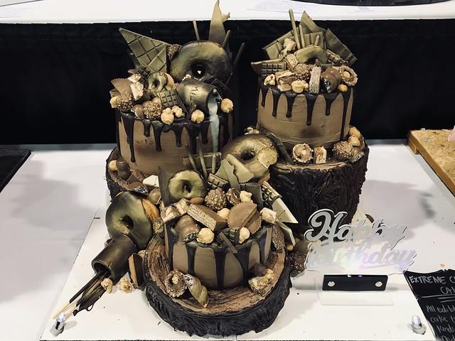 Cake by Ann Herradura