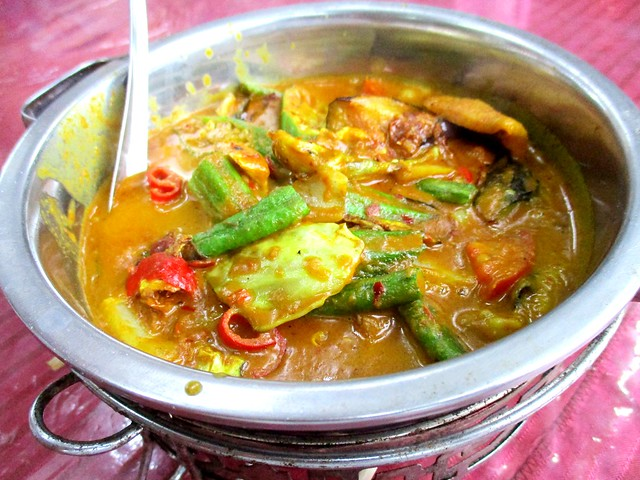 My Chef vegetable curry