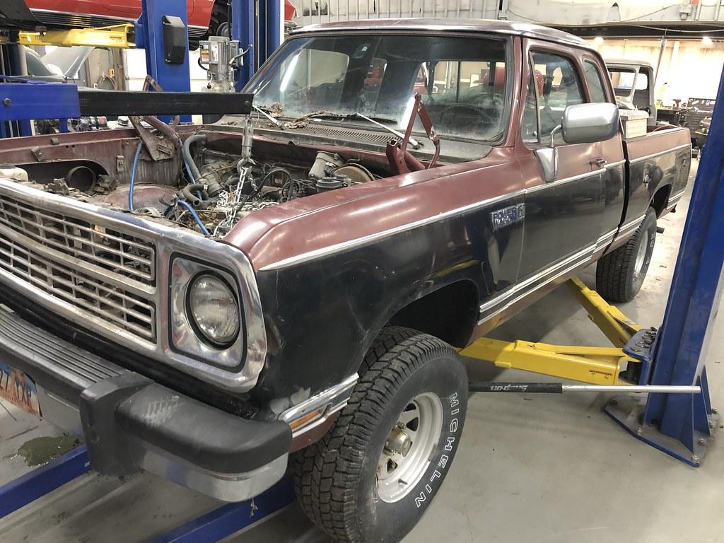 1979 Dodge Truck