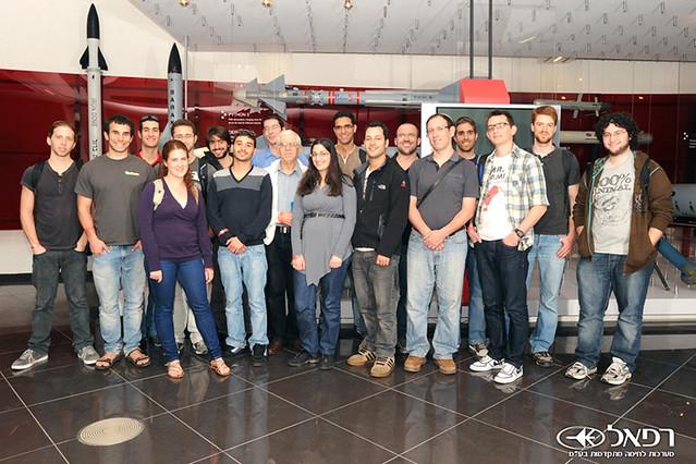 April 12, 2012 Visit to Rafael