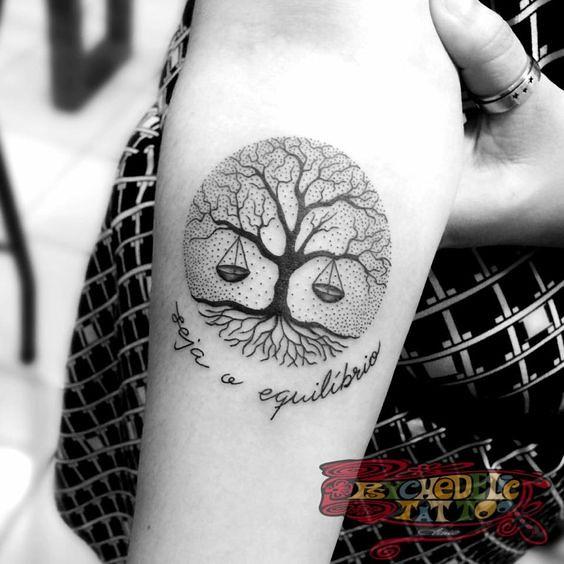 Tatuajes Del Arbol De La Vida Para Echar Raices Bajo Tu Piel Mini
