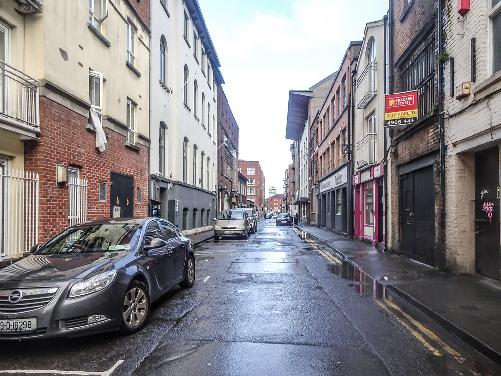 CONNECTING LOWER LIFFEY STREET TO SWIFTS ROW 003