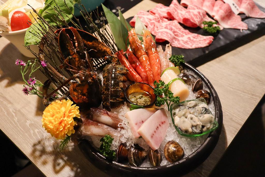 釧井 飛驒牛(海鮮鍋物) (50)