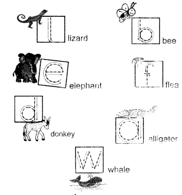 NCERT Solutions for Class 1 English Chapter 5 One Little Kitten 3