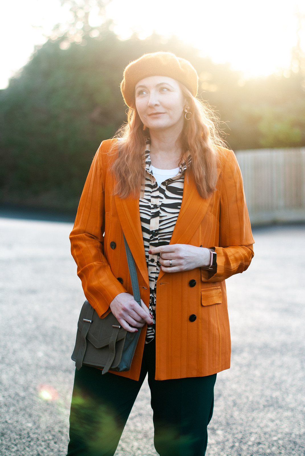 Mixing Animal Prints (Not a Leopard Print in Sight) | Not Dressed As Lamb, style over 40