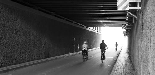 Unter dem Dortmund-Ems-Kanal