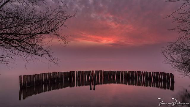 Foggy sunrise (HFF)